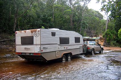 Unique New ZONE RV 206 OFFROAD Caravans For Sale