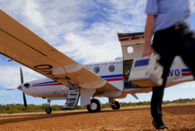 RFDS base in Broome