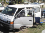 Van park owner keen for authorities to clamp down on illegal camping