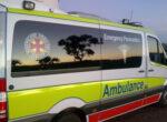 Grey nomads warned over caravan accident in Ipswich